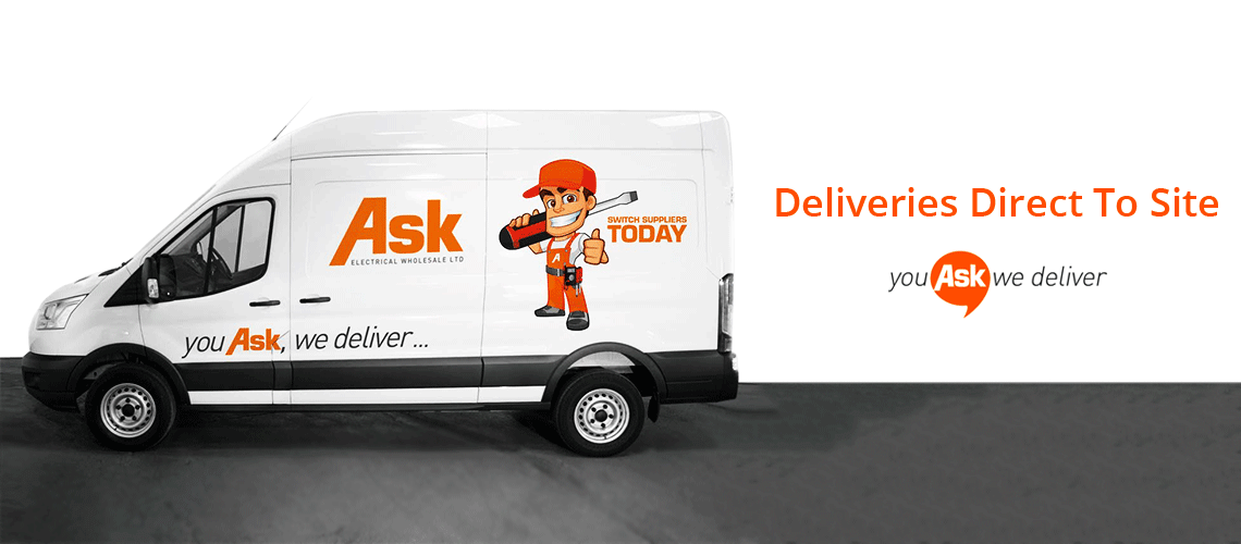 Ask Electrical - You Ask, We Deliver